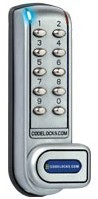 Codelock Heavy Duty Electronic Cabinet Lock