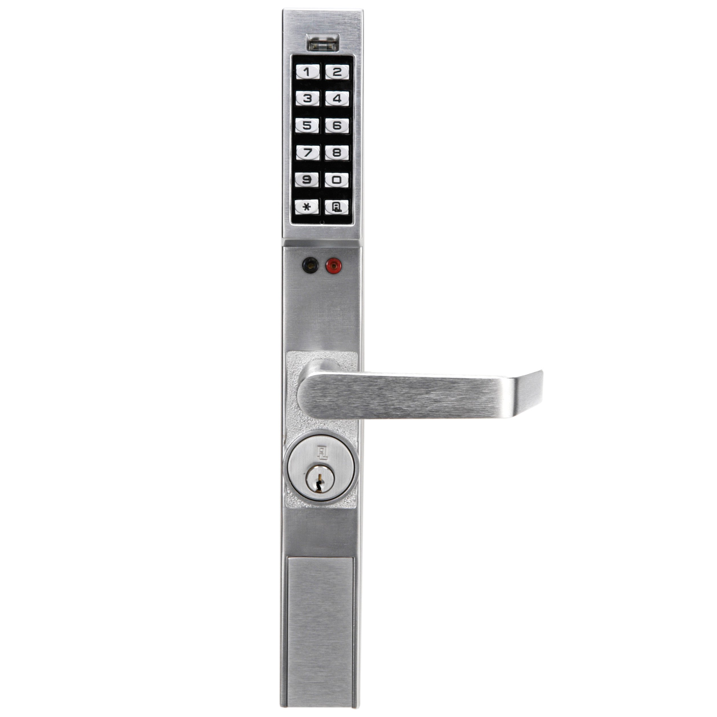 ALA DL120026D1 Narrow Stile Door Lock For Deadlatch.Weatherproof
