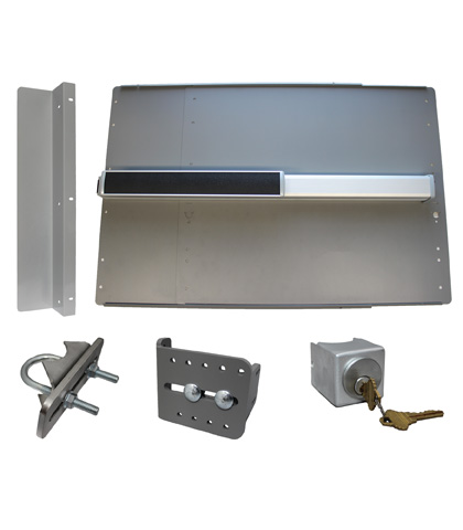ED54 Edge Panic Shield Safety Kit With  PB2500