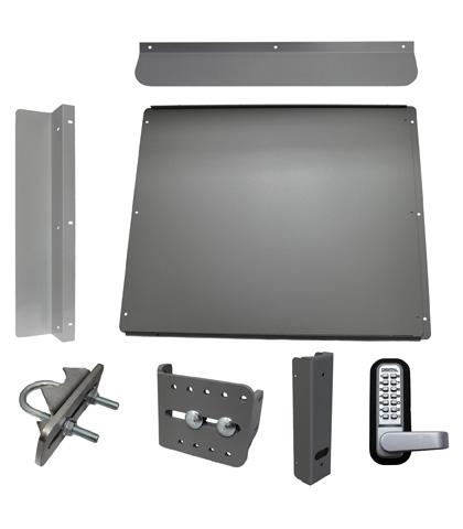 ED60 Edge Panic Shield Security Kit