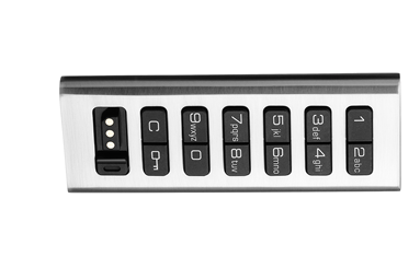 Axis Assigned Use Latch Horizontal Body Satin Nickel. FOR METAL DOORS, Call For Qty. Pricing