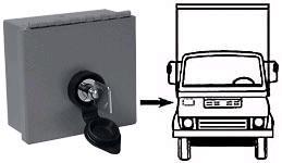 KEP-16-96 Truck Key Keeper KEP-16-96 KA-3396