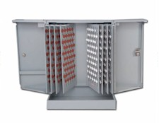 WT500 500 Key Capacity, Diplomat Cabinet only, hooks and labels supplied