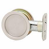 33415 Kwikset 334 15 Satin Nickel Rd Pocket Door Lock x Passage