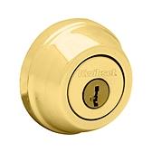 Kwikset 785 3 Polished Brass SMT RCAL RCS Deadbolt x Double Cylinder x Smart x Adj Latch x RC Strike
