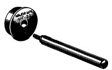 527-0175 Mortise Cylinder Tool  MAJ HIT-22