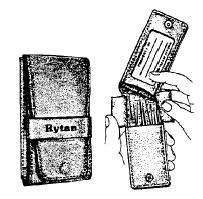 723-0090 TYPE 2 SET 11 Instruments RYP-13