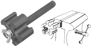 360-0072 Plug Holder CPH-5
