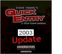 002-2003-1 2003 Tech Train Automotive Lockout Update