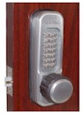 1600 Mechanical Keyless Heavy Duty Knob Lock with Passage