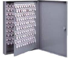 1202 130 Capacity  Two Tag System  Expandable up to 300 Capacity  Lund Key Cabinet