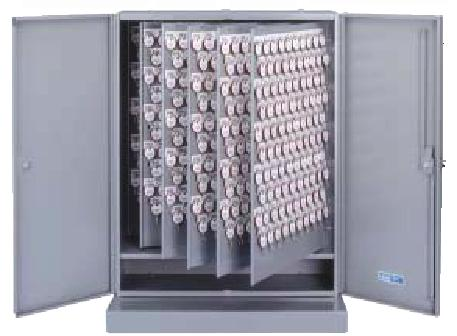 Lund Wall or Table Mount Key Cabinet 700 Capacity 1 Tag Sys. Base Sold Separately BHMA/ANSI Approved