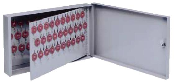 Lund Horizontal Key Cabinet 30 Capacity Expandable up to 90 Capacity 1 Tag System BHMA/ANSI Approved