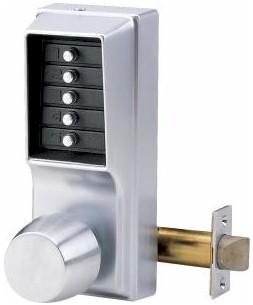 Simplex 1031 Knob W/ Passage Option NO Key Bypass