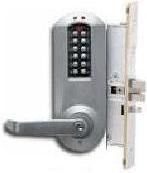 Simplex E-Plex E5066-B-WL-26D Lever Mortise Lock Non Handed Satin Chrome