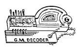 435-0004 GM Decoder K-4