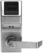 Trilogy Prox Digital Lock 300 User Codes Audit Trail Scheduled Events SFIC Cyl. Dull Chrome
