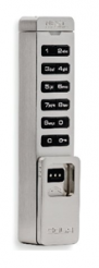 Vertical Digital Cam Lock Temp-Perm Use Programed At Keypad