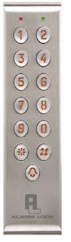 A-100IM-WP 150 User Exterior Mullion keypad