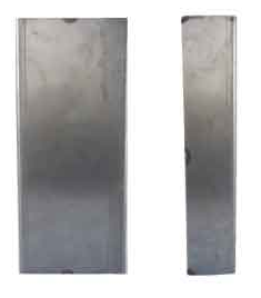 K-BX4102 Blank Weldable Box 4 W x 10 L x 2 H For No Holes