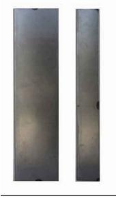K-BX4152 Blank Weldable Box 4 W x 15 L x 2 H For No Holes