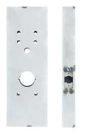 K-BXAD Gate Box For Schlage AD Series, 200/250/400 Cylindrical 2 3/4 BS