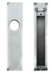 K-BXA/R-31/32 Lock Box For Adams Rite 1850S, 1851S, 4511, 4710 & 4711, 31/32 B/S 2 7/16W x 8H x 1 1