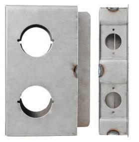 K-BXDBL234-2W Lock Box Double.