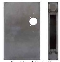 K-BXED-8400 Weldable Box for Adams Rite 8400 Panic