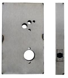 K-BXMAR-IQ Weldable Box Marks iQue. IEI Door Guard LS-1. Locknetics CM5196