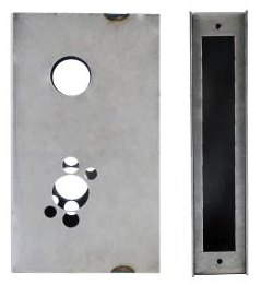 K-BXMOR2 Mortise Box-Corbin/Russwin 5000 & ML2000 For Falcon M For Best 34-37H