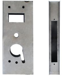 K-BXSAF-2500 Lock Box For Computerized Security- Saflok 2500 Classic Mortise
