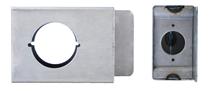 K-BXSGL234-2W Lock Box Single