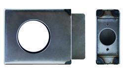 K-BXSGL-AL Aluminum Lock Box Single