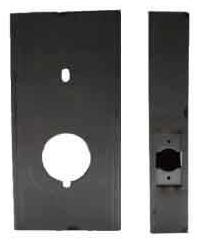 K-BXSGL-DIG1 Weldable Box for 2 3/8 Backset