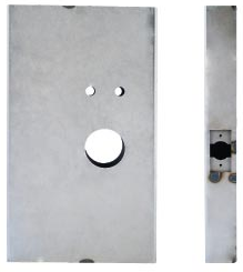 K-BXTESA-CYL Weldable Box Onity Entry Systems Cylindrical Lock