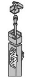 4754-SP313-BM-7 Von Duprin Mullion Blank w/Electric Fitting