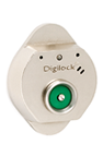 DT-52-619-L DT-52 SERIES DIGILOCK I-BUTTON ADA Compliant Touch Button Locks, Assigned use Quantity