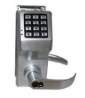 Alarm Lock Trilogy Lever W/Regal Trim Lever Best IC Prep-Core Included Satin Chrome