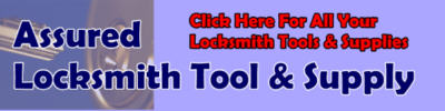 Locksmith Tool and Supply