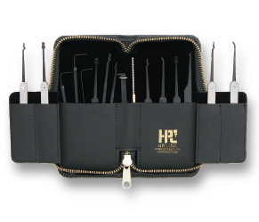 Deluxe Pick Set. HPC-NDPK 16 pc.