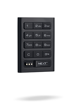 Axis NLSK-ADS0-601-01-P1 Shared Use Std Body Black For Metal Door Call For Qty Pricing