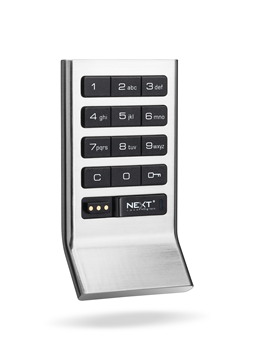 Axis Assigned Use Latch Standard Body W/Pull Satin Nickel. FOR METAL DOORS, Call For Qty. Pricing
