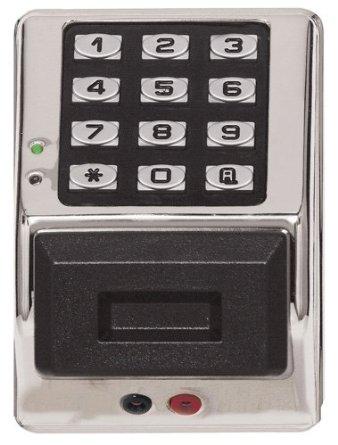 """PDK3000 US3Alarm Lock Prox Keypad 2000 User Codes - Audit"""